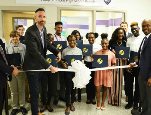 Heritage Trust Opens New Student-Run Branch at Philip Simmons High School