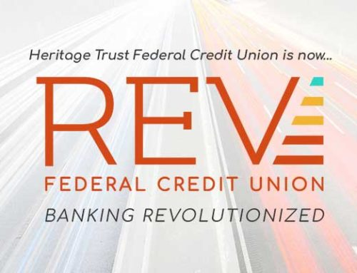 Heritage Trust becomes REV Federal Credit Union