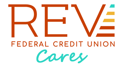 REV Cares logo