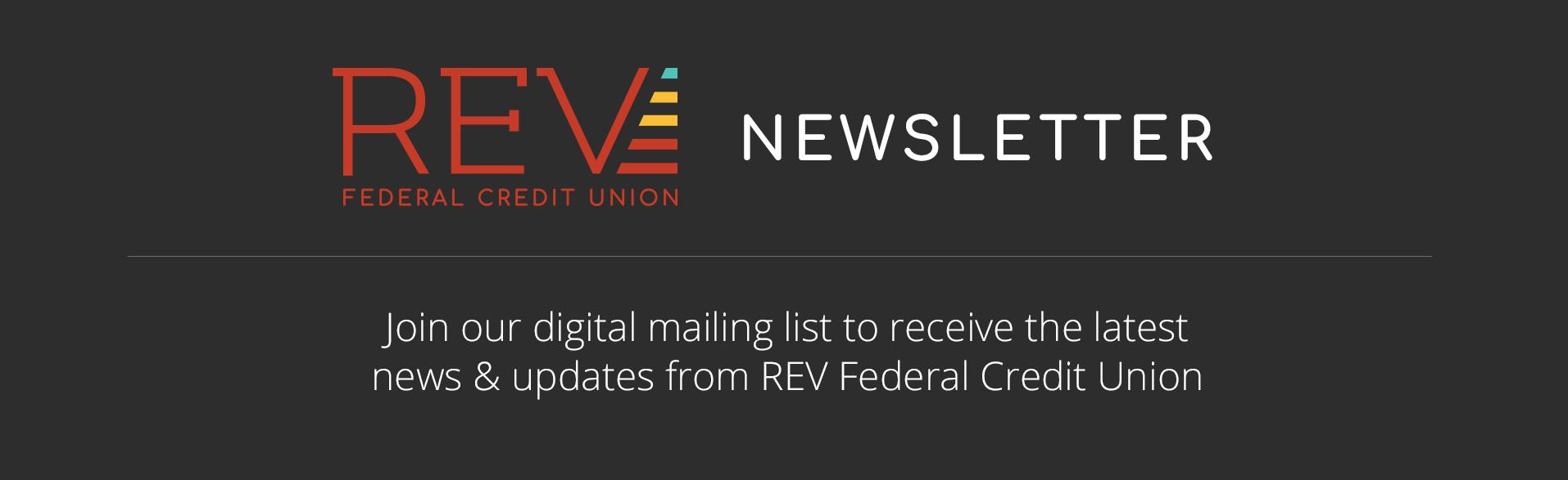 REV Newsletter